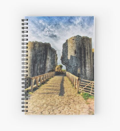 Castle Crossing Spiral Notebook