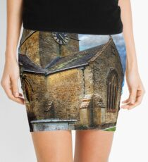 Symondsbury Church Mini Skirt