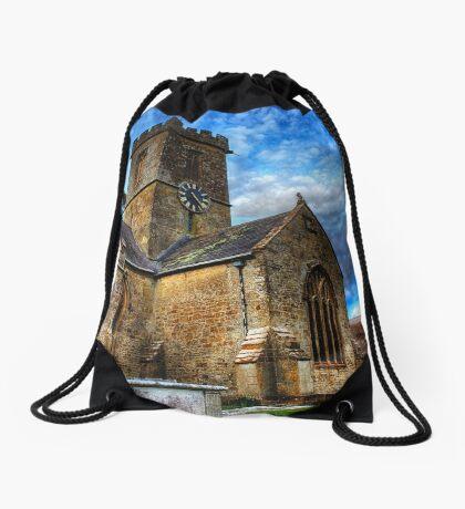 Symondsbury Church Drawstring Bag