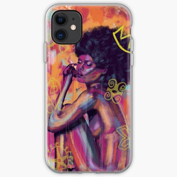 Colour Me Beautiful iPhone Soft Case