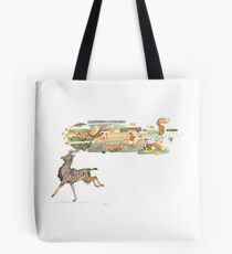 Keeper of Lands II Tote Bag