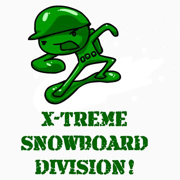 the all new X-treme division by ivdavis