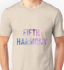Fifth Harmony galaxy Unisex T-Shirt
