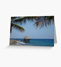 Paradise Escape Greeting Card