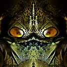 Zillon from the Planet Tharg by Yampimon