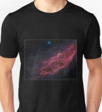 NGC 1499 The California Nebula HAOIIRGB Unisex T-Shirt