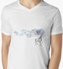 Keeper of Waters I Men's V-Neck T-Shirt