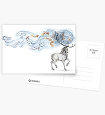 Keeper of Waters I Postcards