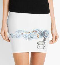 Keeper of Waters I Mini Skirt