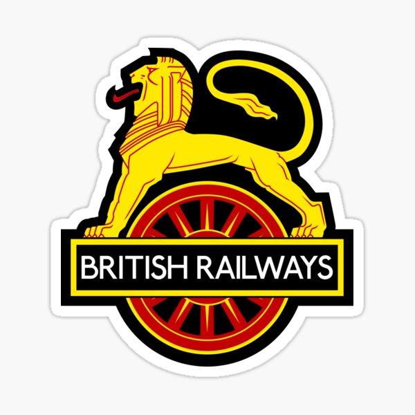 BRITISH RAILWAYS Sticker
