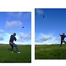 Flying a Kite by mattslinn