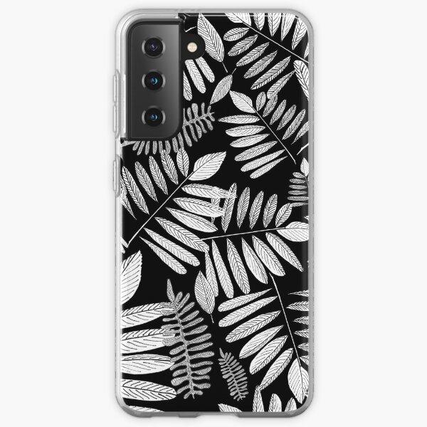Foliage with Polypody Samsung Galaxy Soft Case