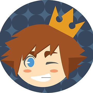 King Sora by LuckyLiyah