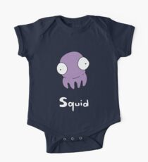 S for Squid One Piece - Short Sleeve