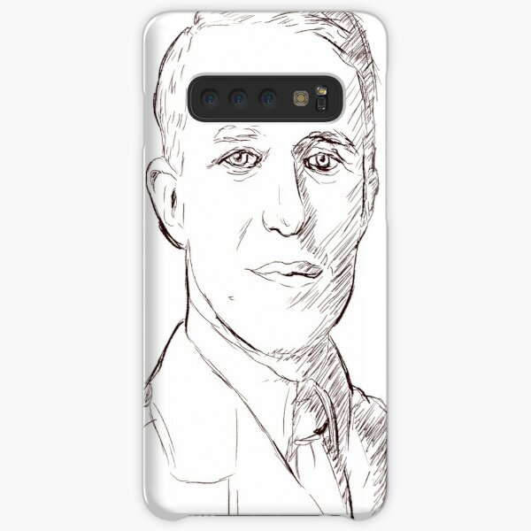 T E Lawrence / Lawrence of Arabia (sketch) Samsung Galaxy Snap Case