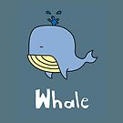 W is for Whale by Gillian J.