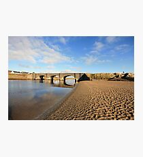 Lahinch bridge Photographic Print