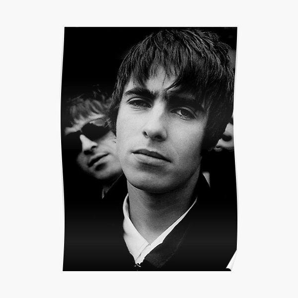Liam et Noel Poster