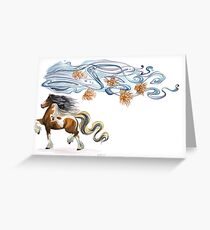 Keeper of Waters II Greeting Card