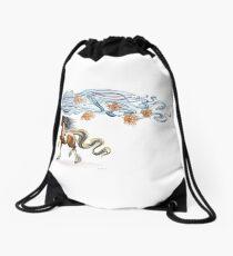 Keeper of Waters II Drawstring Bag