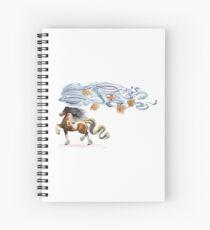 Keeper of Waters II Spiral Notebook