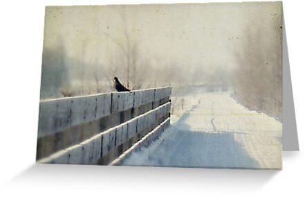 carte postale / 10 by linda vachon