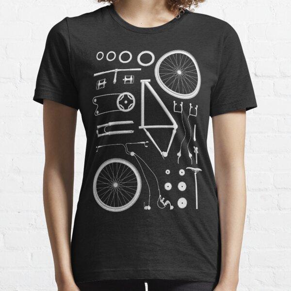 Bike Exploded Essential T-Shirt