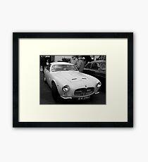 Maserati A6G Framed Print