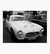 Maserati A6G Photographic Print