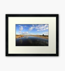 Lahinch Castle view Framed Print