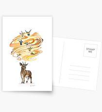Keeper of Skies III Postcards