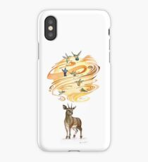 Keeper of Skies III iPhone Case