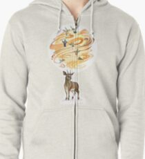 Keeper of Skies III Zipped Hoodie