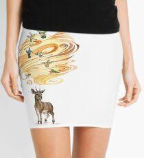 Keeper of Skies III Mini Skirt