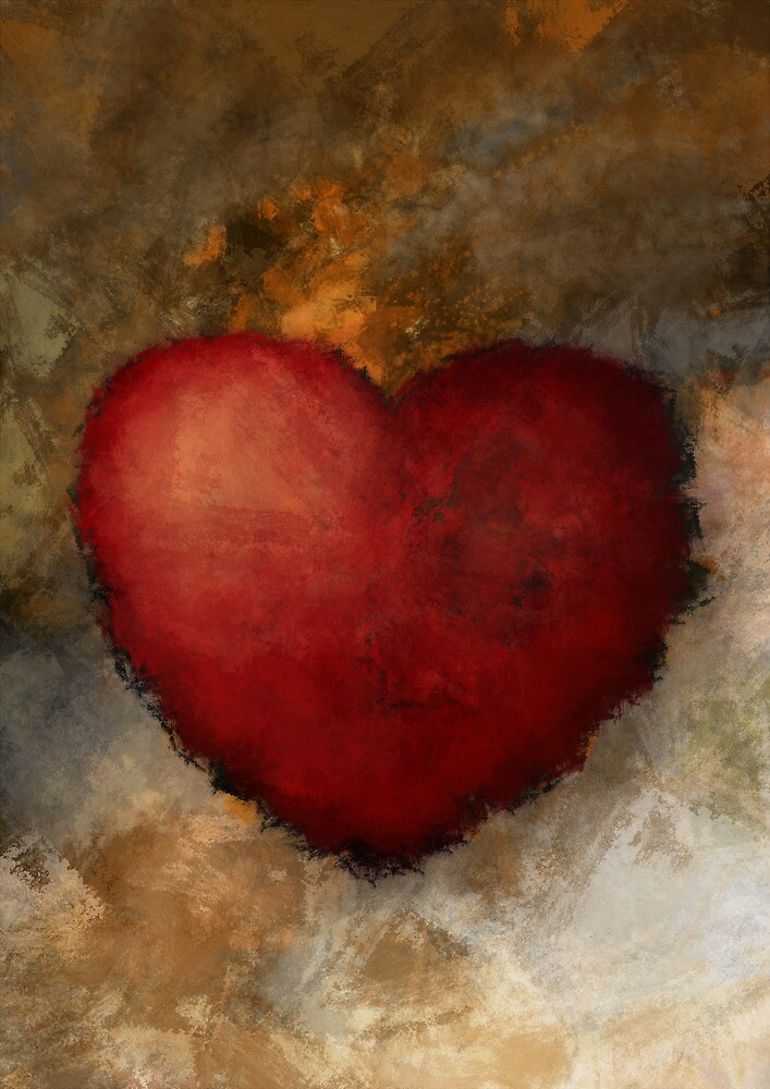 For You Alone, My Love, My Heart by Nico  van der merwe