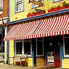 Water Street Cafe by Susan Savad