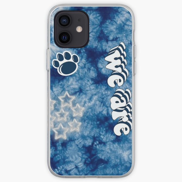 We Are Tie Dye iPhone Soft Case