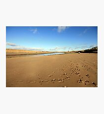 Lahinch beach view Photographic Print
