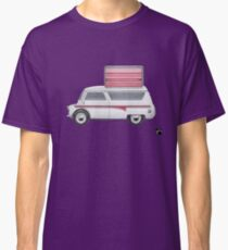 Geo3 Time for Bed(ford) Doodle Classic T-Shirt