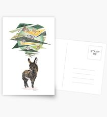 Keeper of Lands III Postcards