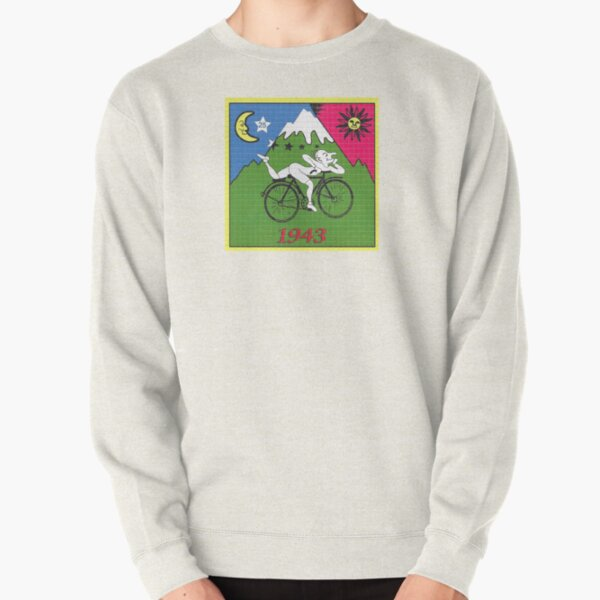 LSD - 1943 Albert Hofmann Pullover Sweatshirt