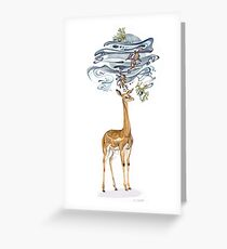 Keeper of Waters III Greeting Card