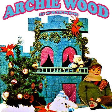 Archie Wood, A Winnipeg Pop-Culture Icon ! by michaelrodents