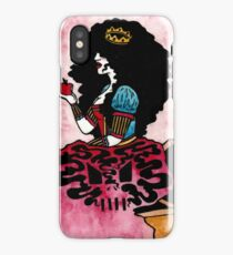 Lips as Red as Blood iPhone Case