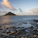 St Michael's Mount by cieniu1