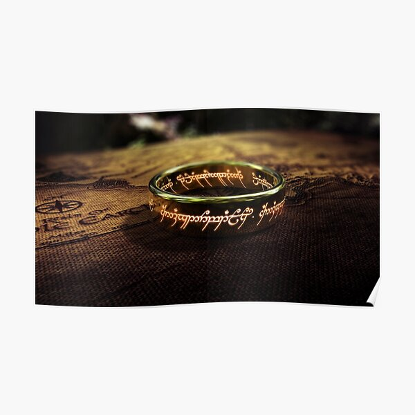 Lord of the ring Poster