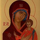 Mother of God with Christ by stepanka