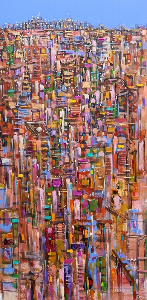 Urban unison by Adam Bogusz