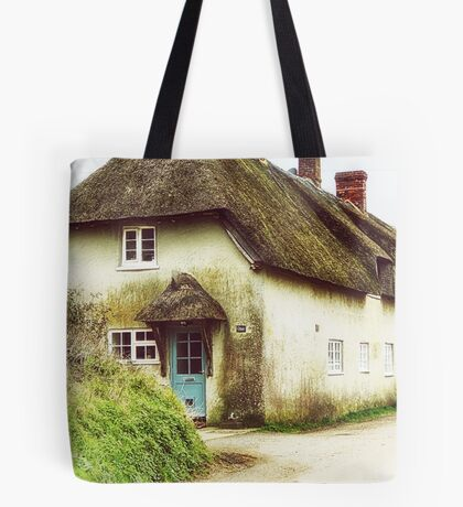 Little Thatched Cottage Tote Bag