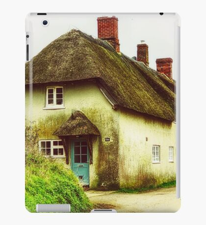 Little Thatched Cottage iPad Case/Skin